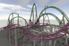 Concept-arts - Spinning coaster 1