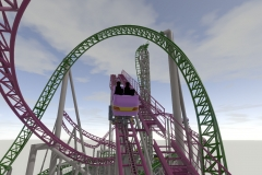 Concept-arts - Spinning coaster 3