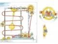 Kugelbahn-Time-Machine