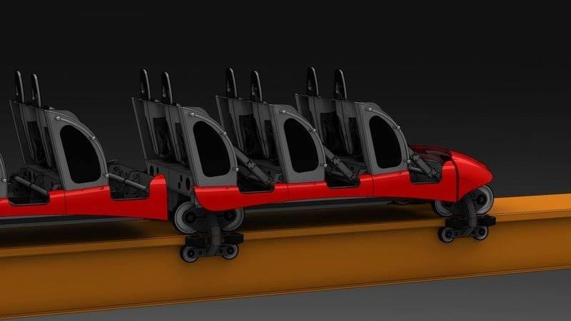 breaking rmc ontwikkeld nieuw revolutionair tracktype themeparkfreaks. Black Bedroom Furniture Sets. Home Design Ideas
