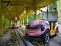 Abandoned Berlin Spreepark Amusement Fun Park-8541