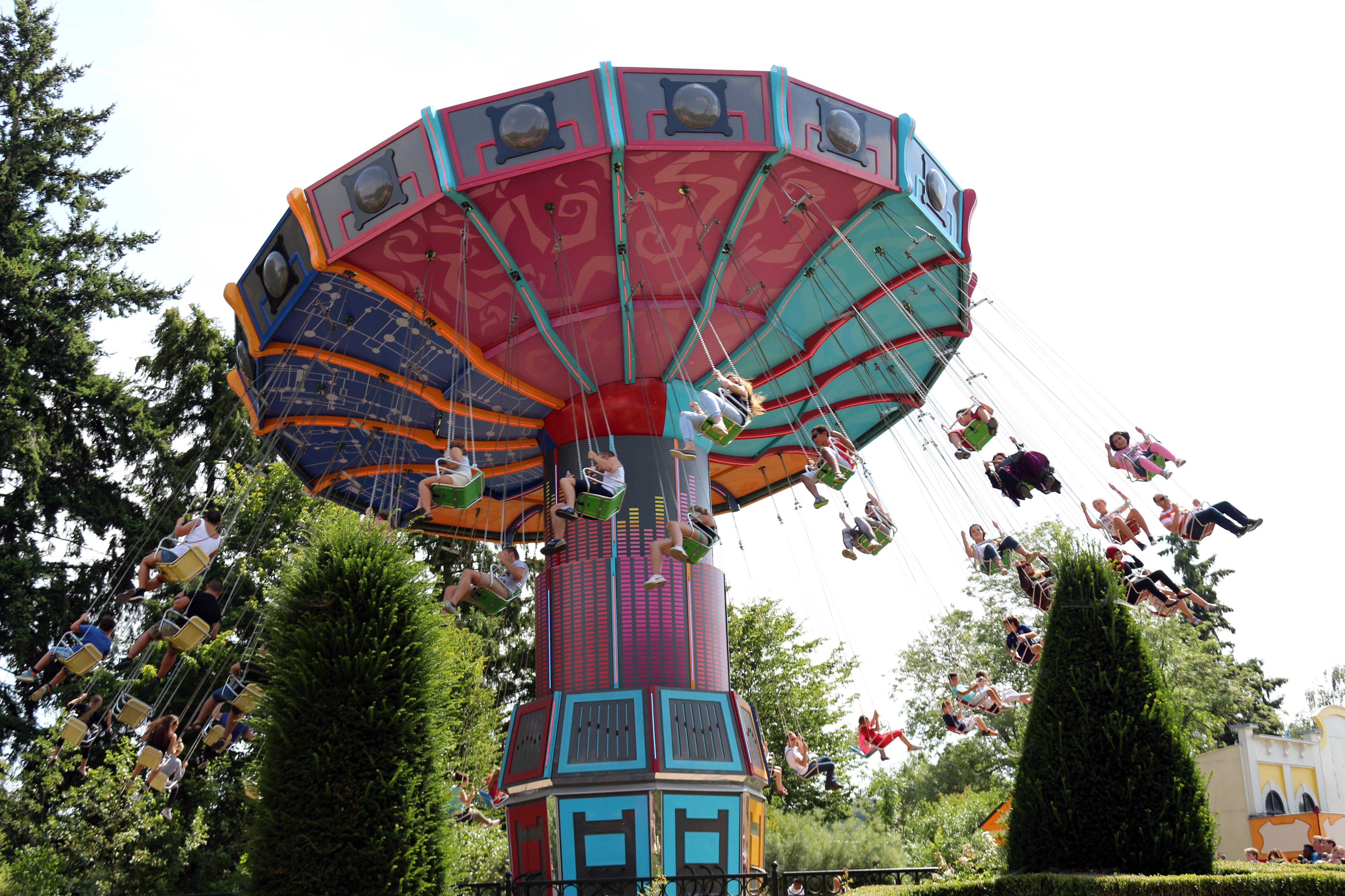 Bouwer In De Kijker Zierer Themeparkfreaks