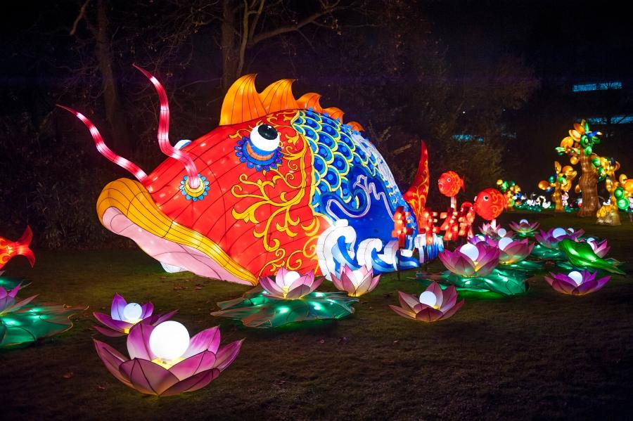 Bart De Wever Opende Het China Light Zoo Festival Themeparkfreaks