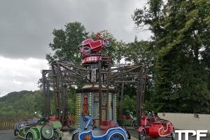 Parc Ange Michel - juli 2020/2
