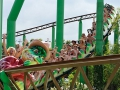 Snappy the Crocodile and Naked Rollercoaster 2010