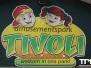 Amusementspark Tivoli - juli 2020