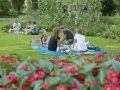 Zoomeravonden ARTIS Picknicken. Foto ARTIS, Bas Losekoot