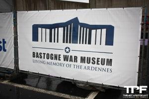 Bastogne War Museum - oktober 2020