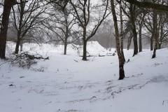 safari-resort-beekse-bergen-neushoornverblijf-sneeuw
