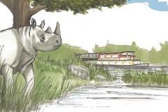 safaripark-beekse-bergen-neushoorn-verblijf