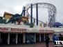 Blackpool Pleasure Beach - oktober 2013