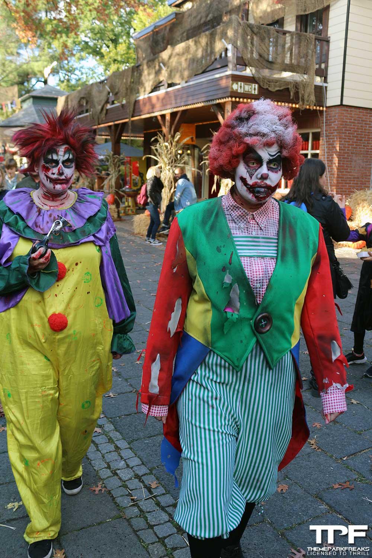 Bobbejaanland Halloween.Sfeerverslag Halloween Bobbejaanland 27 10 2018