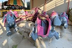 Kiddie-Flying-Elephant-ride