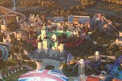 London-Resort_the-kindgom-castle-themed-land-coaster