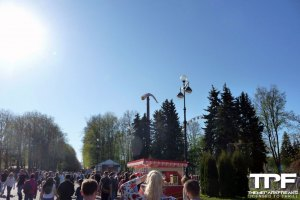 Divo Ostrov - mei 2016