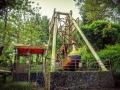 An old ride in Encore's Garden