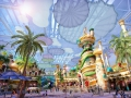 IdeAttack Eontime World Theme Park Yinchuan China Walkthrough Tower (600x422)