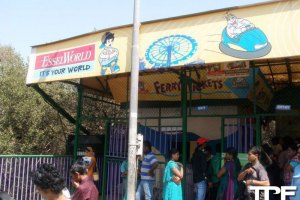 Essel World - februari 2012