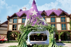 Gardaland Magic Hotel_cappello