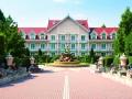 Gardaland Hotel_cortile interno