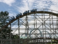 Geauga Lake Amusement Park; Big Dipper Roller Coaster