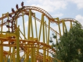 Geauga Lake Amusement Park; Dominator Roller Coaster