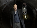 IMMEDIATE RELEASE: MONDAY JANUARY 18EDITORIAL USE ONLYDerren Brown has revealed that he has reinvented the Ghost Train for the 21st Century for a new cutting edge THORPE PARK Resort attraction due to open this Spring. The mind magician and TV star said the attraction will deliver 'a head-spinning 10-15 minute journey featuring next generation technology, exhilarating live action sequences, 4D special effects, grand-scale illusions and physical transit.' The attraction has been in development for over three years and its creation has involved a team of over 1,000 specialists. Photo credit: Tim Anderson/THORPE PARK Resort