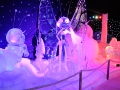 Snow & ice sculpture festival 2015 Wanagogo Ice Magic (42)