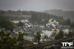 Kasteel van Bouillon - oktober 2020