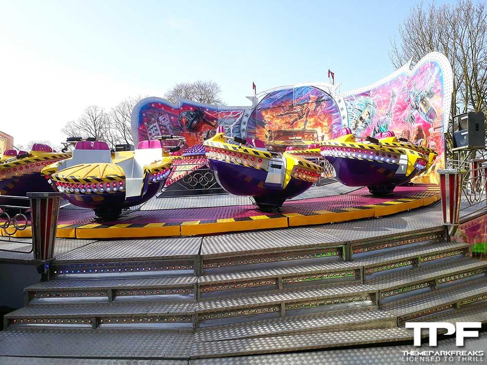 Fotoalbum Paaskermis Enschede Nederland April 2018 Themeparkfreaks