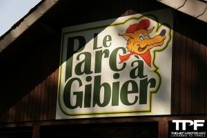 Le Parc à Gibier de La Roche-en-Ardenne - september 2020