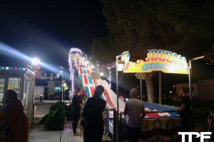 Luna Park Carnon - juli 2020