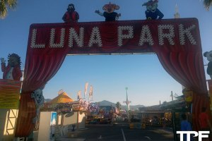 Luna Park d'Argelès-sur-Mer - juli 2020