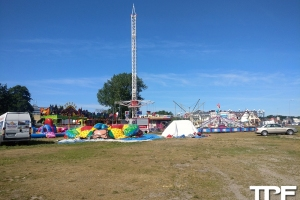 Lunapark Dąbki - augustus 2020