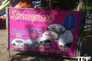 Lunapark Felner Mielno - augustus 2020