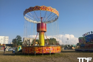 Lunapark Kołobrzeg - augustus 2020