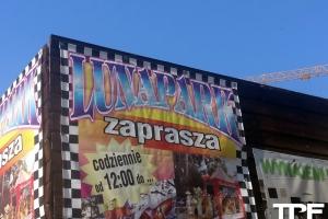 Lunapark Pobierowo - augustus 2020