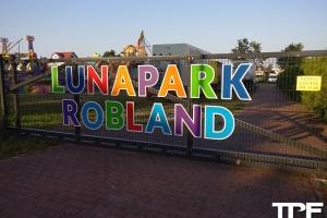 Lunapark Robland Ustronie Morskie - augustus 2020