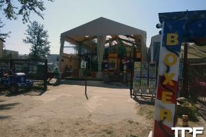 Lunapark Sarbinowo - augustus 2020