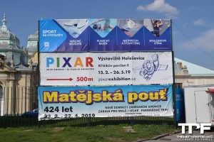 Matejska Pout - Praag - april 2019