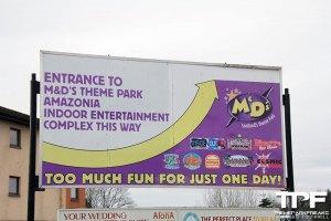M&D's Scotlands Themepark - april 2015/2
