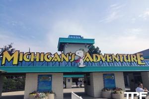 Michigan's Adventure - juli 2019