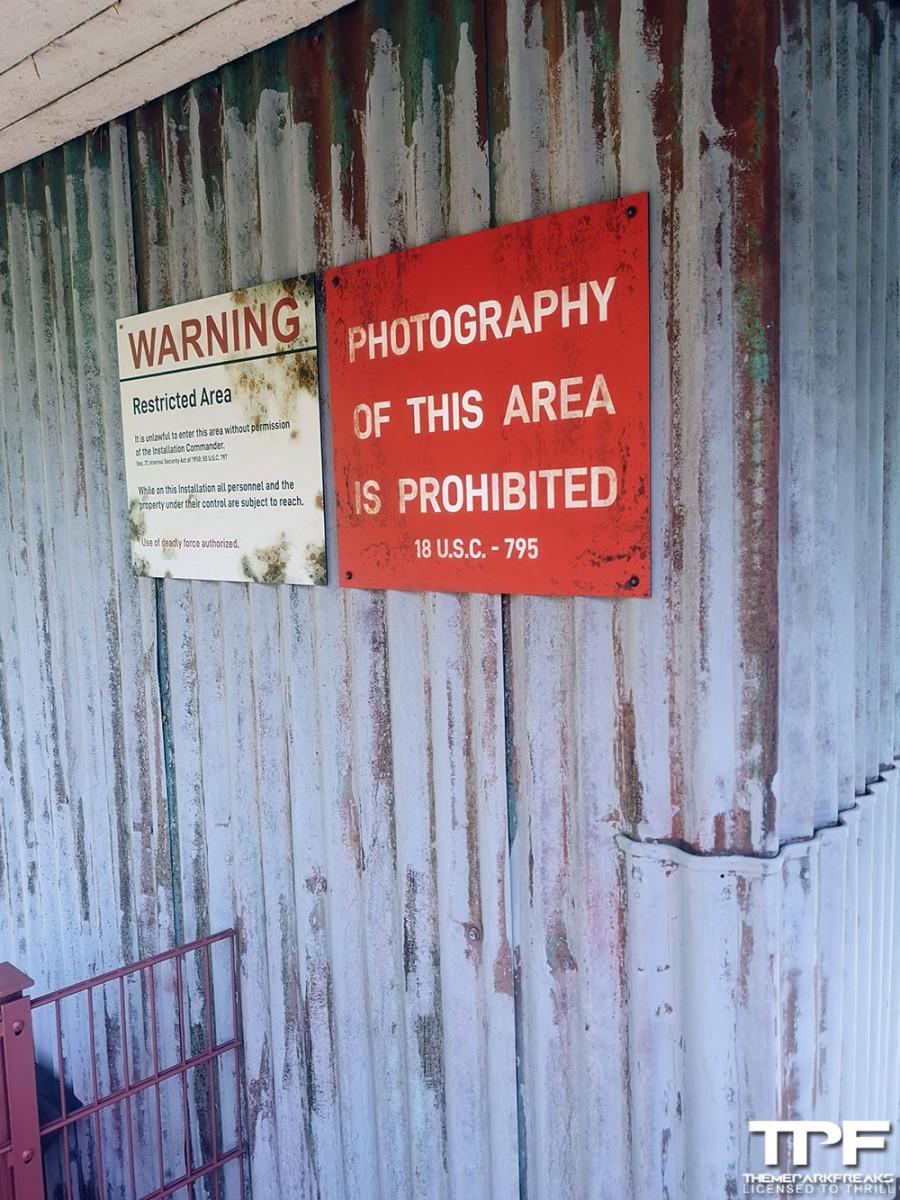 Movie park area 51