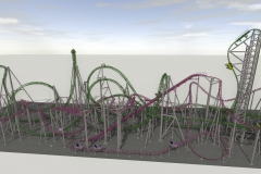 Concept-arts - Spinning coaster 2