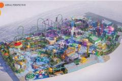 Artists-impression_aerial-perspective_Mall-of-China-indoor-theme-park