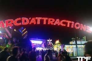Parc d'Attractions Marseillan-Plage - juli 2020