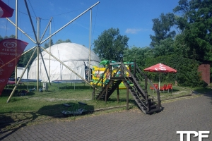 Park Kolejowy - augustus 2020