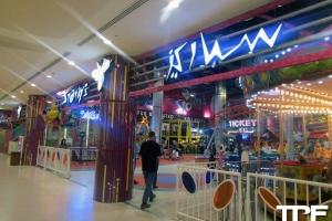 Sparky's Family Fun Center (Khalidiyah mall) - november 2016