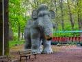 Abandoned Berlin Spreepark Amusement Fun Park-5934