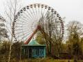 Abandoned Berlin Spreepark Amusement Fun Park-9968